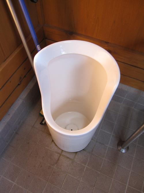 フシギなトイレ