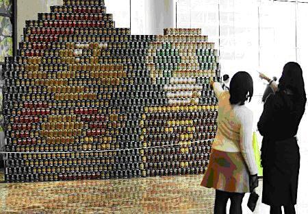 缶詰アート