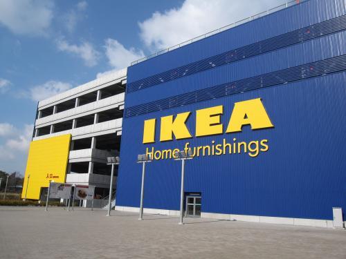 IKEAポートアイランド