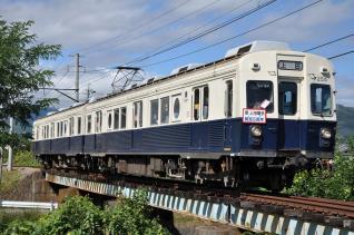 未分類 上田電鉄7200系7255F