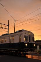 信州上田 上田電鉄別所線7200系7255F 城下~三好町