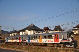 信州上田 上田電鉄別所線1000系1003F 寺下~神畑