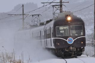 2011年1月28日 長野電鉄長野線 2000系A編成