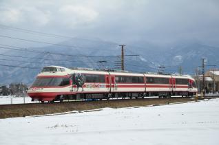 2011年1月28日 長野電鉄長野線 1000系S1編成