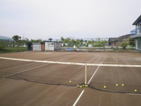 テニスコート109