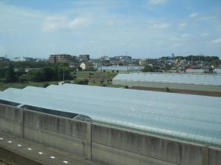 武蔵野線の風景