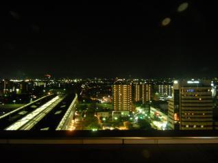 きれいなすばらしい夜景