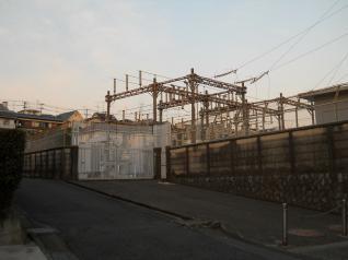 生田変電所