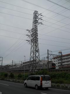 荏田線51号だったが、
