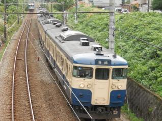 115系トタM1編成