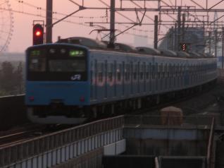 201系ケヨK1編成