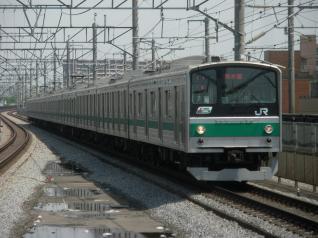205系ハエ4編成