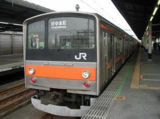 205系ケヨM16編成