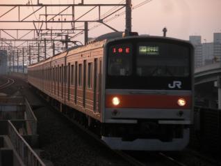 205系ケヨM2編成