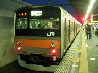 205系ケヨM21編成