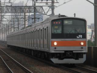 205系ケヨM22編成
