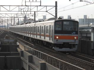 205系ケヨM30編成