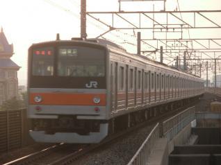 205系ケヨM9編成