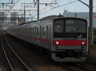 205系ケヨ22編成