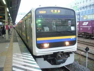 209系マリC604編成