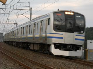 E217系クラY-107編成