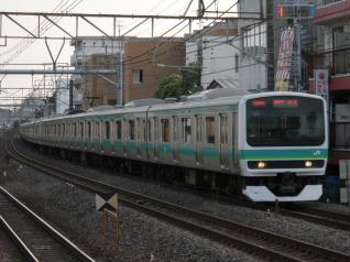 E231系マト124編成