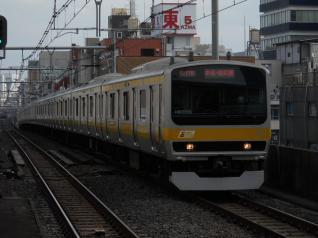 E231系ミツB80編成