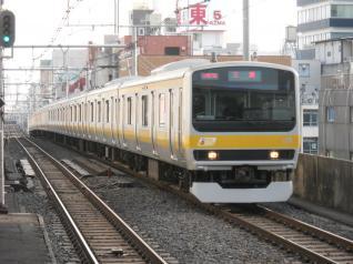 E231系ミツ57編成