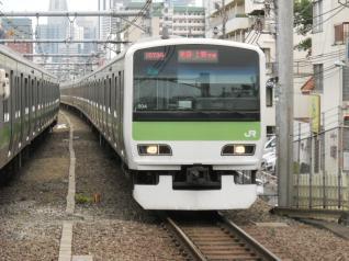 E231系トウ504編成