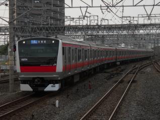 京葉線の新車現る
