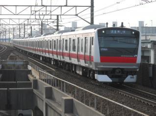 E233系ケヨ503編成