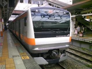 E233系T11編成
