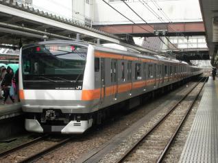 E233系 T25編成