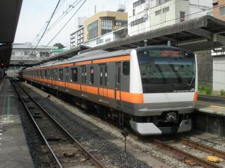 E233系 T3編成