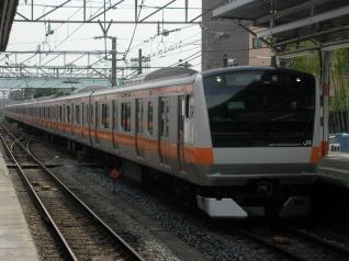 E233系 T34編成