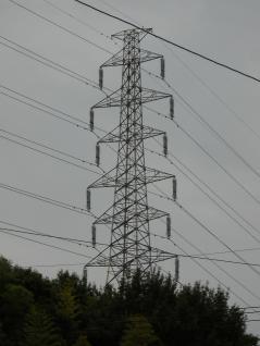 48号から川崎火力線