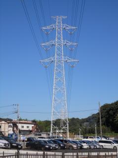 1066号は古い鉄塔