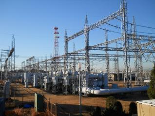 京浜変電所