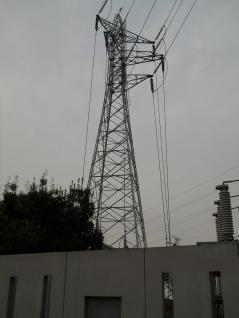 小倉線最終鉄塔