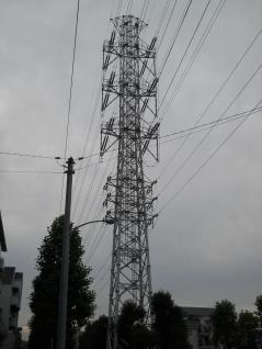 ここから細い特殊鉄塔、35号