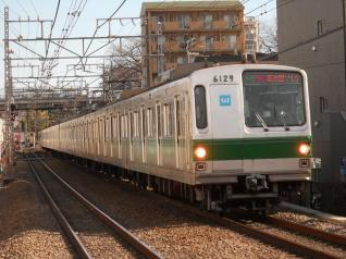 メトロ6000系第29編成