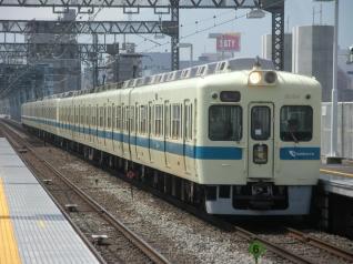 厚木駅から5054編成