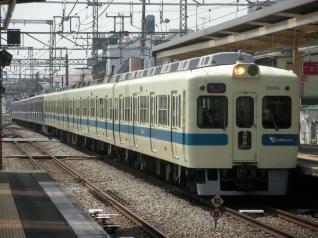 相武台前駅から5064編成