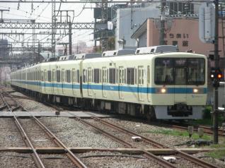 相武台前駅から8051編成