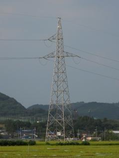 最後の1回線タイプの鉄塔78号