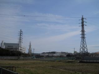 戸岩線とJR大船線1号