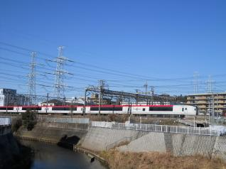 東京南線&新形NEX E259系
