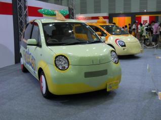 ポケモンカー2台