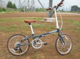 折りたたみ自転車買っちゃった!