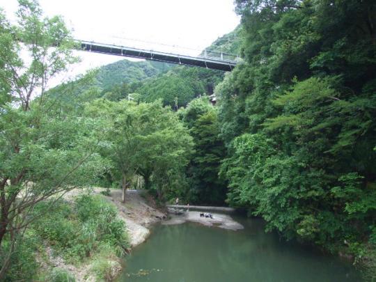 滝畑キャンプ場